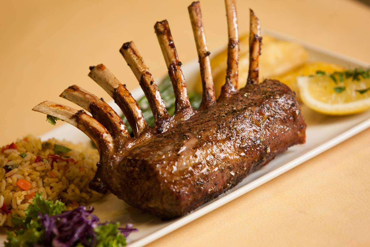 New Zealand Rack of Lamb